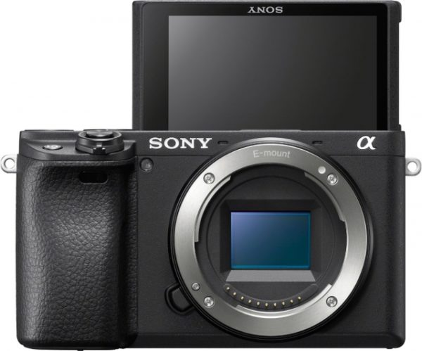 🇬🇧Sony Alpha a6400 Mirrorless Digital Camera (Body Only) €802 Warranty 3-5 Years Assistance In Italy🇮🇹 Multilingual Menu Not Included Italian