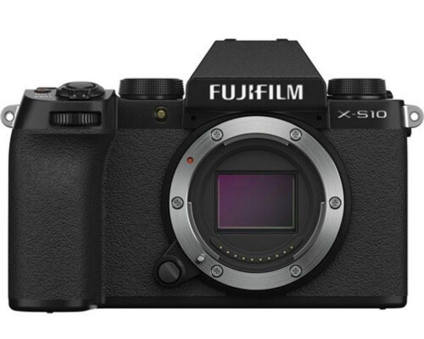 🇬🇧Fujifilm X-S10 Mirrorless Digital Camera (Black) + sd 64gb €890 Warranty 3-5 Years Assistance In Italy🇮🇹 Multilingual Menu Included Italian