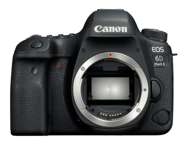🇬🇧Canon EOS 6D Mark II DSLR Camera (Body Only) €1060 - £980 Warranty 3 Years Assistance In Italy🇮🇹 Multilingual Menu Included Italian🇮🇹