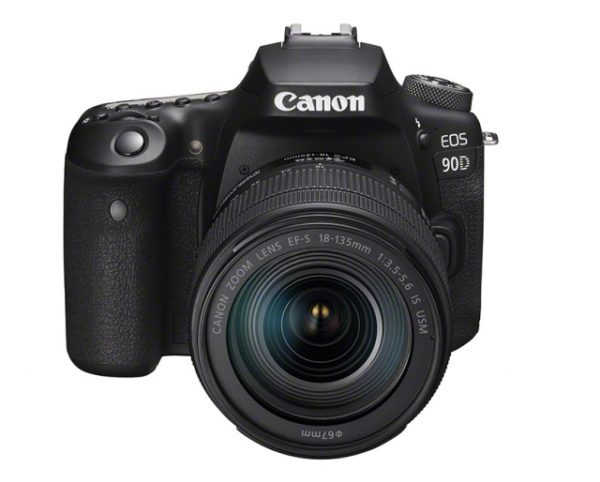 🇬🇧Canon EOS 90D DSLR Camera with Canon EF-S 18-135mm USM €1275 - £1169 Warranty 3-5 Years Assistance In Italy🇮🇹 Multilingual Menu Included Italian🇮🇹