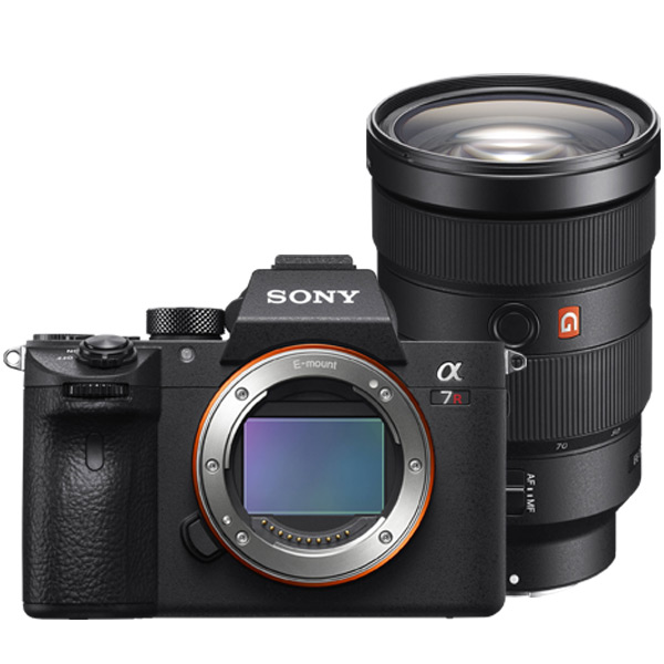 🇬🇧Sony Alpha a7R IV Mirrorless Digital Camera with FE 24-70mm f/2.8 GM Lens €3898 Warranty 3-5 Years Assistance In Italy🇮🇹 Multilingual Menu Not Included Italian