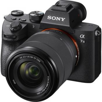 🇬🇧Sony Alpha a7 III Mirrorless Digital Camera with FE 28-70mm Lens Kit (PAL) €1738 Warranty 3-5 Years Assistance In Italy🇮🇹 Multilingual Menu Not Included Italian