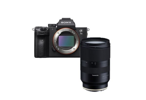 🇬🇧Sony Alpha a7R IV Mirrorless Digital Camera with Tamron 28-75mm f/2.8 Di III XRD Lens €3142 Warranty 3-5 Years Assistance In Italy🇮🇹 Multilingual Menu Not Included Italian