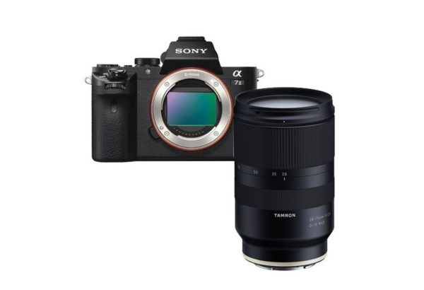 🇬🇧Sony Alpha a7 III Mirrorless Digital Camera with Tamron 28-75mm f/2.8 Di III RXD (Sony E-Mount) €2181 Warranty 3-5 Years Assistance In Italy🇮🇹 Multilingual Menu Not Included Italian