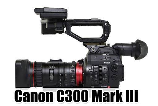 🇬🇧Canon EOS C300 Mark III Camera Body (EF mount) €8550 Warranty 3-5 Years Assistance In Italy Multilingual Menu Included Italian