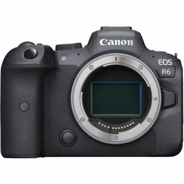 🇬🇧Canon EOS R6 Mirrorless Digital Camera with RF 24-105mm f/4L IS USM + EF-EOS R Control Ring Adapter €3409 Warranty 3-5 Years Assistance In Italy Multilingual Menu Included Italian