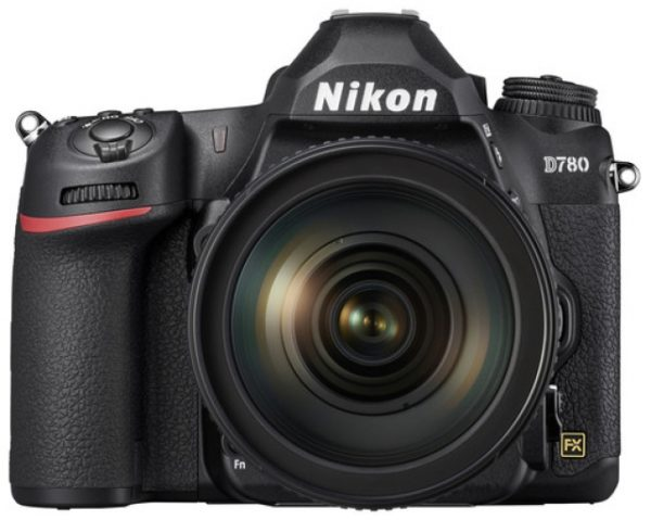 🇬🇧Nikon D780 DSLR Camera with Nikon AF-S 24-120mm f/4 VR Lens + sd 64gb €1950 Warranty 3-5 Years Assistance In Italy🇮🇹 Multilingual Menu Included Italian