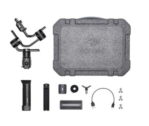 🇮🇹Dji Ronin-S Essential Kit €485 Hai Un Prezzo Migliore?… Contattaci !!☎️