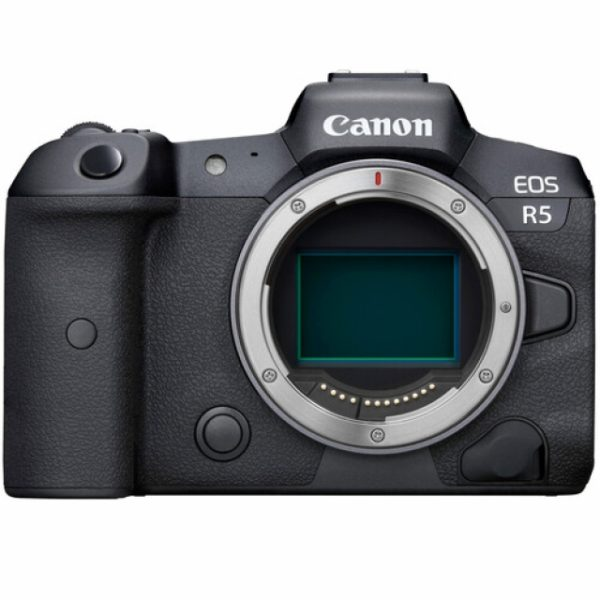 🇬🇧Canon EOS R5 Mirrorless Digital Camera Body Only €3350 Warranty 3-5 Years Assistance In Italy Multilingual Menu Included Italian