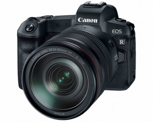 🇬🇧Canon EOS R Mirrorless Digital Camera with RF 24-105mm f/4L Lens + EF-EOS R Adapter €2594 Warranty 3-5 Years Assistance In Italy🇮🇹 Multilingual Menu Included Italian