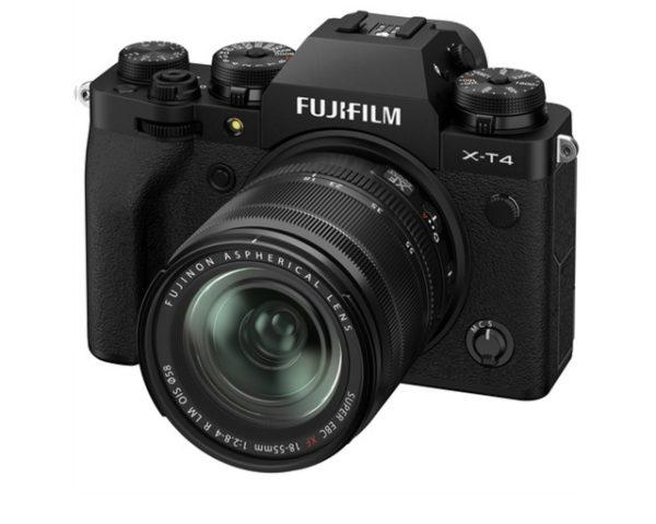 🇬🇧 Fujifilm X-T4 Mirrorless Digital Camera with 18-135mm Lens (Black/Silver) + sd 64gb €1850 Warranty 3-5 Years Assistance In Italy🇮🇹 Multilingual Menu Included Italian