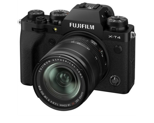 🇬🇧 Fujifilm X-T4 Mirrorless Digital Camera with 18-55mm Lens Kit (Black/Silver) + sd 64gb €1515 Warranty 3-5 Years Assistance In Italy🇮🇹 Multilingual Menu Included Italian