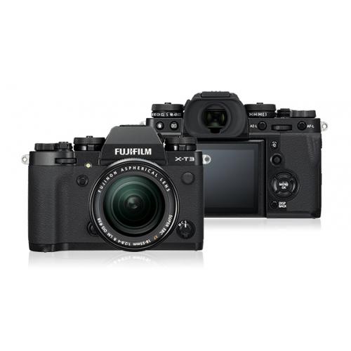 🇬🇧Fujifilm X-T3 Mirrorless Digital Camera with 18-135mm Lens (Black/Silver) €1545 - £1379 Garanzia 3 Anni Assistenza In italia🇮🇹