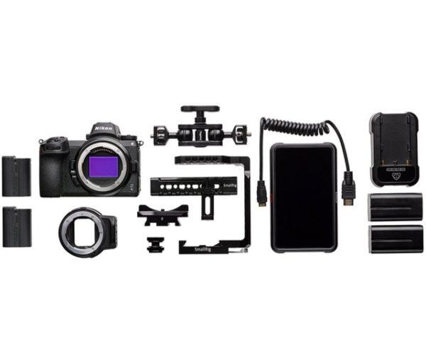 🇮🇹Nikon Z6 Essential Movie Kit - Z6 Body + FTZ + Ninja V + Rig + Accessori €2545 Sconto Cassa €50 Prezzo Finale €2495 Extra Sconto Fino a €100 Riservato Clienti Gold Card
