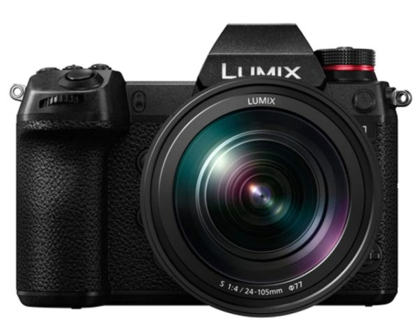 🇬🇧Panasonic Lumix DC-S1 Mirrorless Digital Camera with 24-105mm Lens €2419 - £2219 Warranty 3-5 Years Assistance In Italy🇮🇹 Multilingual Menu Not Included Italian🇮🇹