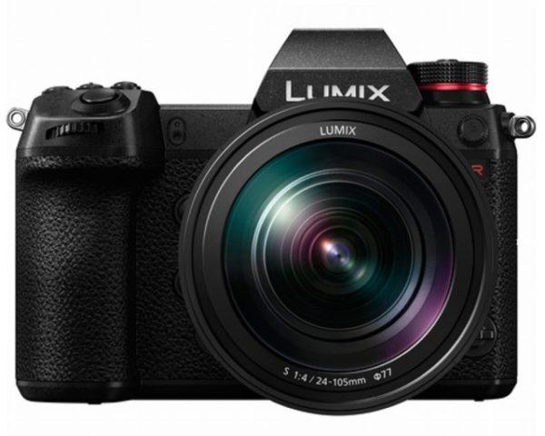 🇮🇹Panasonic Lumix S1R + 24-105 €3850 Sconto Cassa €500 Incluso Hai Un Prezzo Migliore?… Contattaci !!☎️