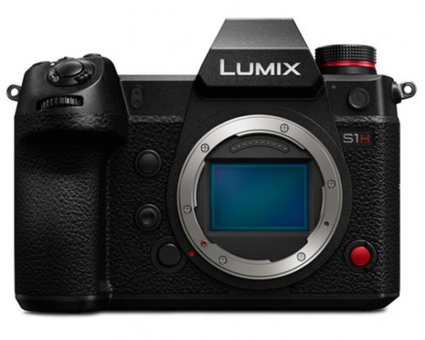🇬🇧Panasonic Lumix DC-S1H Mirrorless Digital Camera (Body Only) €3030 Warranty 3-5 Years Assistance In Italy🇮🇹 Multilingual Menu Not Included Italian