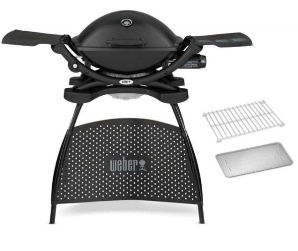 Weber Q 2200 con Stand - Barbecue a gas E350