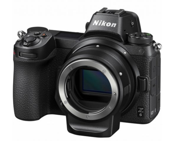 🇬🇧Nikon Z6 Mirrorless Digital Camera with FTZ Mount Adapter Kit €1495 Warranty 3-5 Years Assistance In Italy🇮🇹 Multilingual Menu Not Included Italian