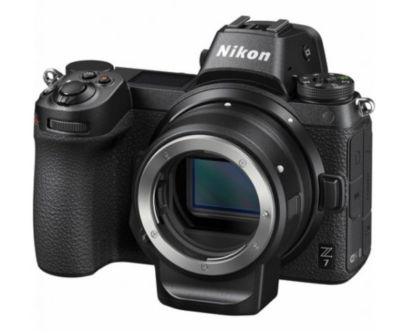 🇬🇧Nikon Z7 Mirrorless Digital Camera (Body) + FTZ Mount Adapter €2155 Warranty 3-5 Years Assistance In Italy🇮🇹 Multilingual Menu Not Included Italian