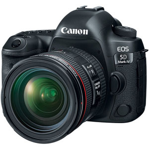 🇬🇧Canon EOS 5D Mark IV DSLR Camera + EF 24-70mm f/4L IS USM Lens €2342 - £2149 Warranty 3 Years Assistance In Italy🇮🇹 Multilingual Menu Included Italian🇮🇹