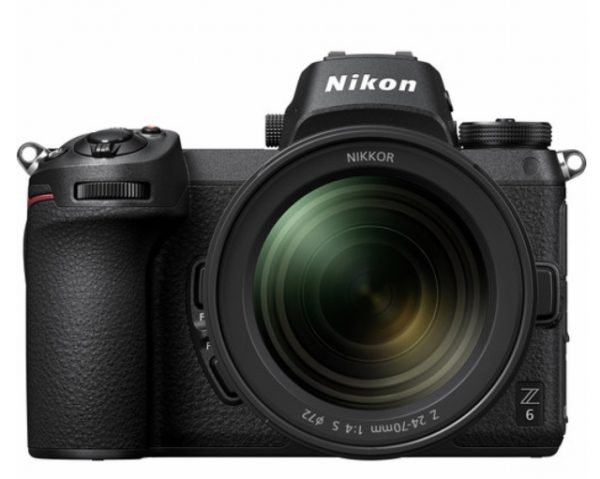 🇬🇧Nikon Z6 Mirrorless Digital Camera with 24-70mm f/4 Lens €1715 Warranty 3-5 Years Assistance In Italy🇮🇹 Multilingual Menu Not Included Italian